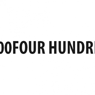 400FOUR-HUNDREDlogo